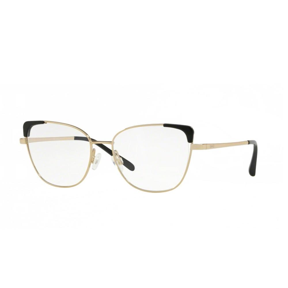 c68c249685799 Óculos de Sol Grazi Massafera Gatinho Armação Metal Dourada Aro Fechado Com  Plaquetas 0gz1013 f920 52 ...