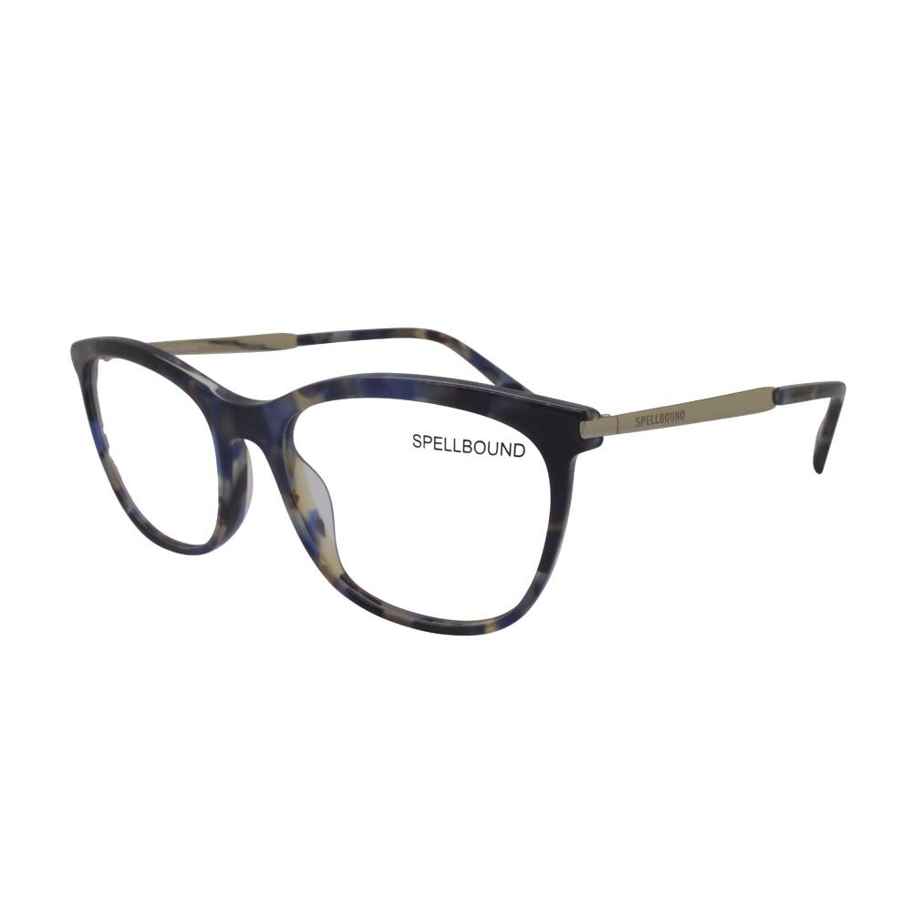 bba2e224f Óculos de Grau Spellbound Redondo Acetato Tartaruga Aro Fechado Sem  Plaquetas sb 16365 2 ...