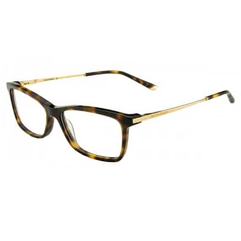 Óculos de Grau Ana Hickmann Quadrado Acetato Tartaruga Aro Fechado Sem  Plaquetas ah6273 g21 ... ff2471e860