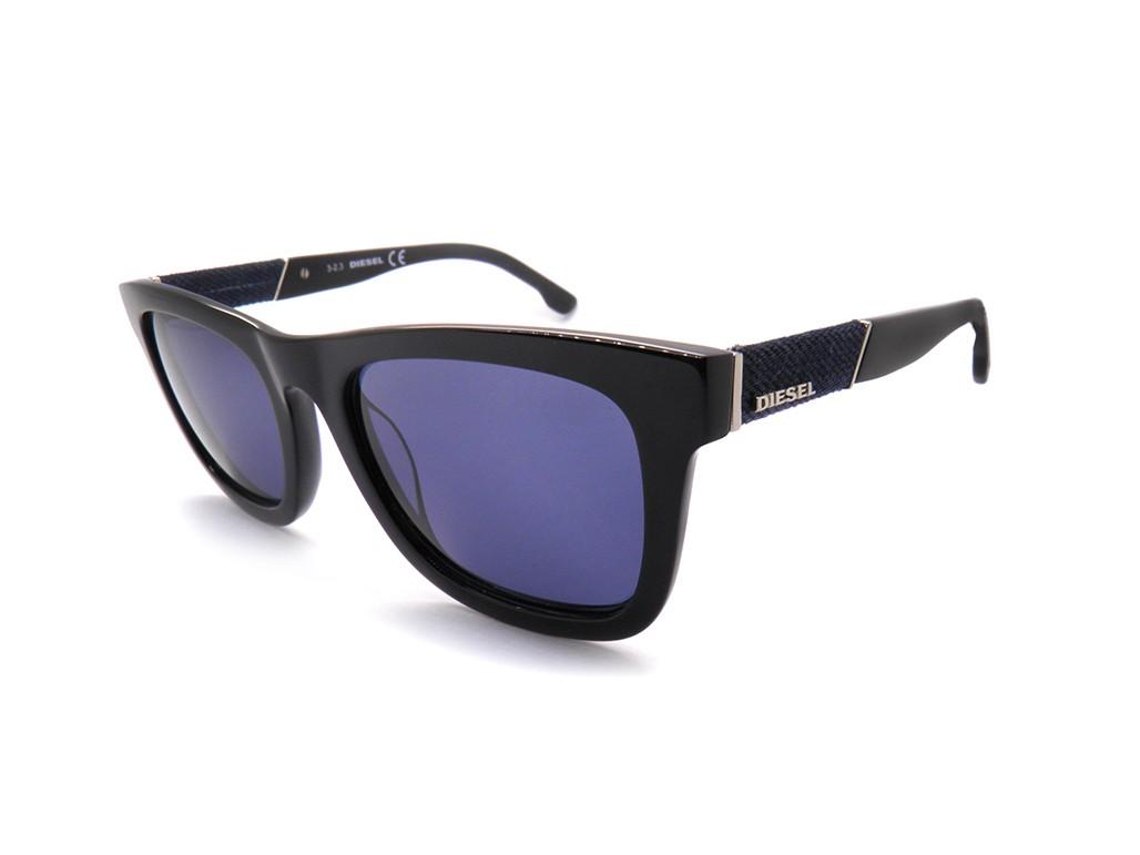 76fb27d9d Oculos de Sol Diesel dl0050 Authentika Joias