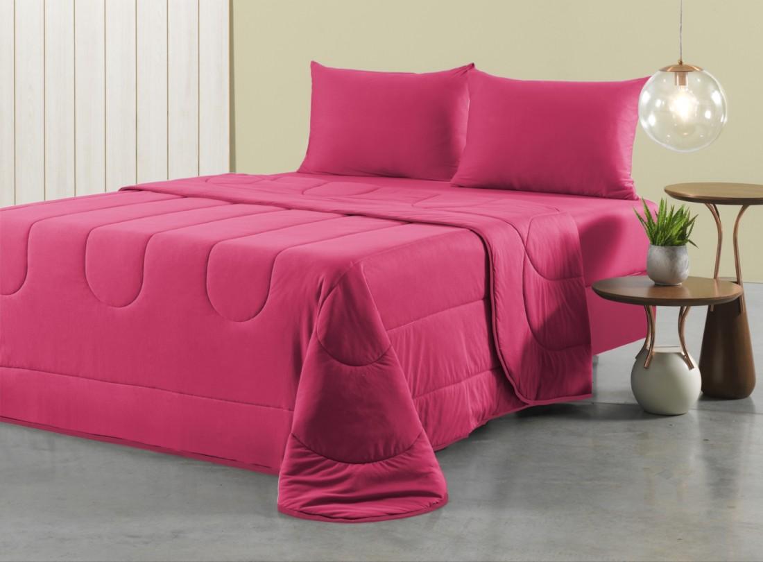 b4fd0066fe Kit Cobre Leito King Size Extra Pink 3pçs