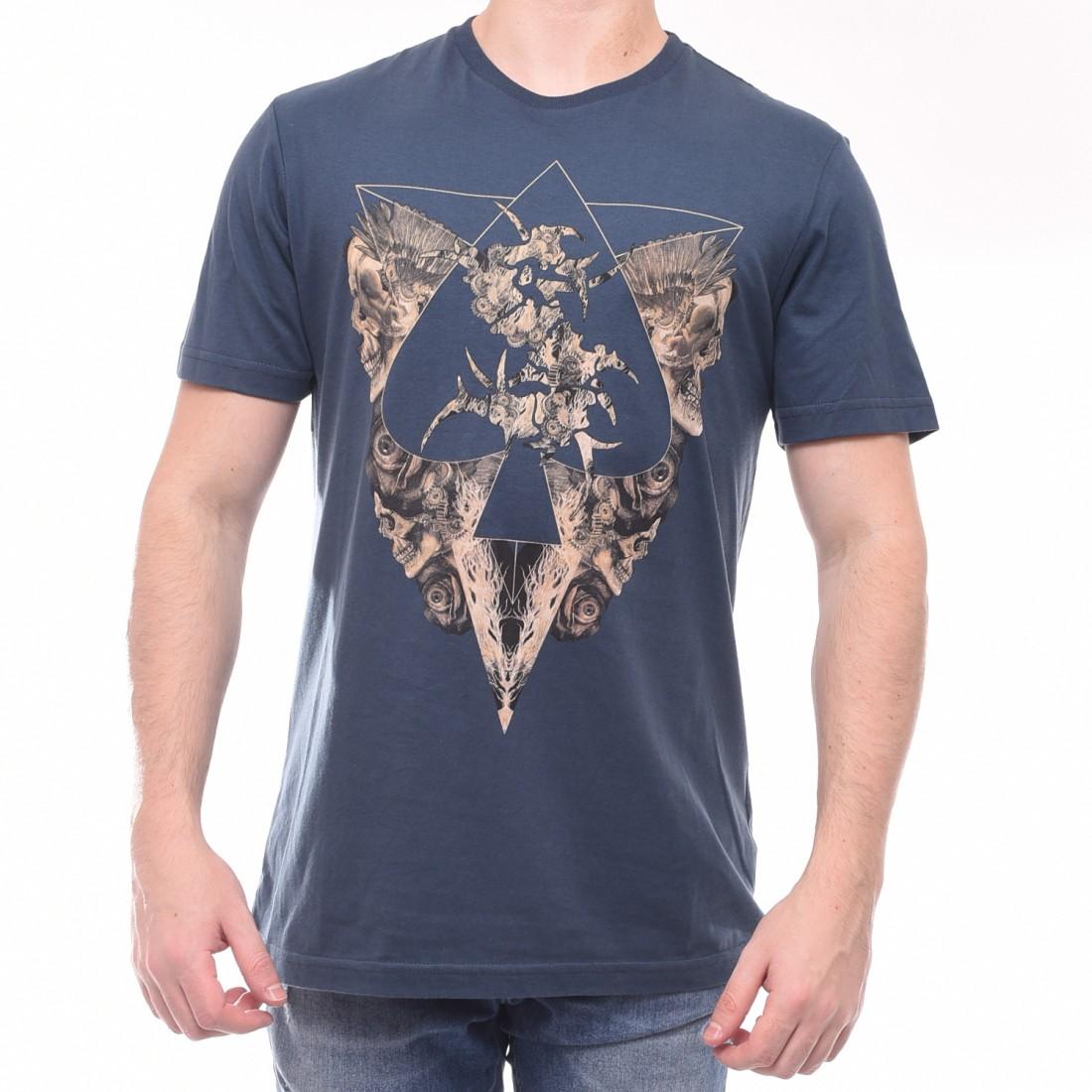 801a950122263 Camiseta MCD Estampa Caveira 100% Algodão - LM Martins - Veste você ...