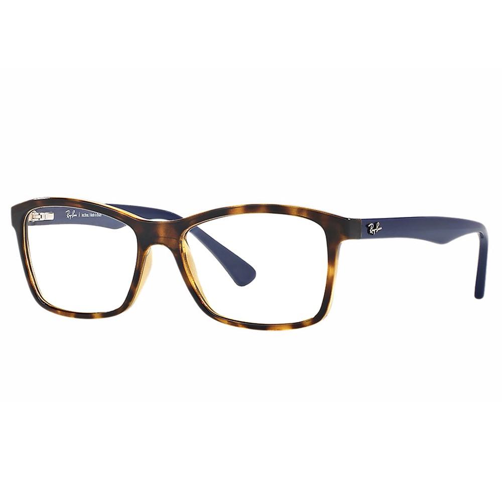 Óculos de Grau Ray-Ban Wayfarer Acetato Tartaruga Aro Fechado Sem Plaquetas  0rx7095l 565453 ... f2c2e881c1