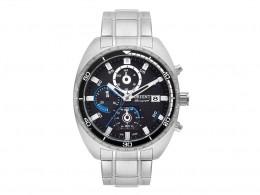 527903309061e Relógio Orient Cronograph Prata e Carbono Masculino