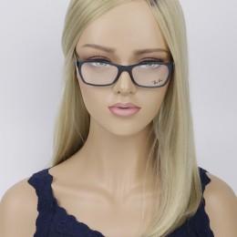 Óculos de Grau Ray-Ban Retangular Acetato Verde Aro Fechado Sem Plaquetas  0rx7033l 5704 52 e6a6ebe136