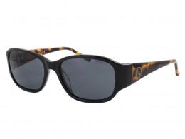 Óculos de Sol Guess Quadrado Armação Acetato Preta Lente Preta Comum Sem  Plaquetas gu7436 5601a 166dab18f2