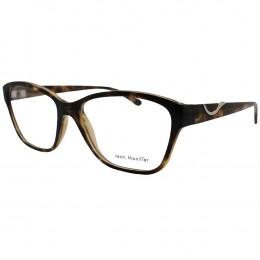 Óculos de Grau Jean Monnier Quadrado Acetato Tartaruga Aro Fechado Sem  Plaquetas 0j83156e69652 aa0630ece9