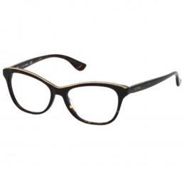 Óculos de Grau Guess Gatinho Acetato Tartaruga Aro Fechado Sem Plaquetas  gu2624 55052 4507fcaf99