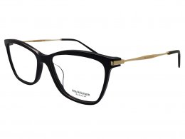 Óculos de Grau Ana Hickmann Wayfarer Acetato Preta Aro Fechado Sem  Plaquetas AH6284 A01 74110e3370