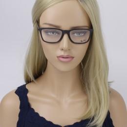 Óculos de Grau Ray-Ban Quadrado Acetato Preta Aro Fechado Sem Plaquetas  0rx7107l556654 Unissex 6536274ded