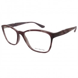 f2ab24a094b2e Óculos de Grau Jean Monnier Quadrado Acetato Tartaruga Aro Fechado Sem  Plaquetas 0j83170b f565 53