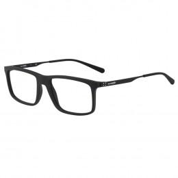 Óculos de Grau Arnette Retangular Acetato Preta Aro Fechado Sem Plaquetas  0an7137 01 54 5623193561