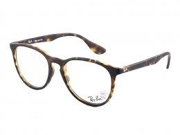 Óculos de Grau Ray-Ban Redondo Acetato Tartaruga Aro Fechado Sem Plaquetas  0rx7046l 5365 53 fb298dbf49