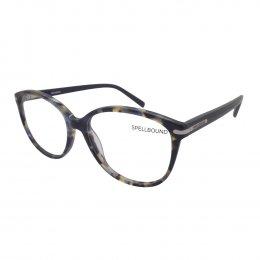 Óculos de Grau Spellbound Redondo Acetato Tartaruga Aro Fechado Sem  Plaquetas sb 15710 3 e50b71f062