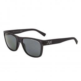 Óculos de Sol Armani Exchange Quadrado Armação Acetato Preta Lente Preta  Comum Sem Plaquetas 0ax4008l80208156 3ba31e2755