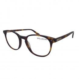 Óculos de Grau Spellbound Redondo Acetato Tartaruga Aro Fechado Sem  Plaquetas sb 15298 2 96a9ba6fdd