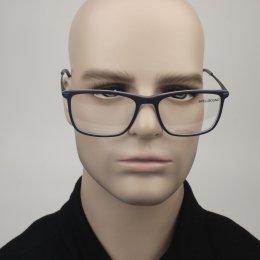 Óculos de Grau Spellbound Quadrado Acetato Azul Aro Fechado Sem Plaquetas sb  16369 4 c106a492ba