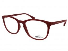 d83798cb50883 Óculos de Grau Kipling Redondo Acetato Vermelha Aro Fechado Sem Plaquetas  0kp3081e02552