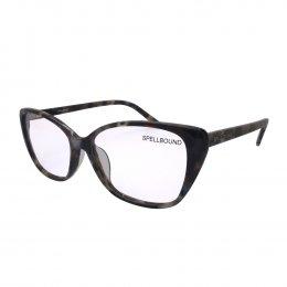 Óculos de Grau Spellbound Retangular Acetato Tartaruga Aro Fechado Sem  Plaquetas sb 16325 2 84cc071677