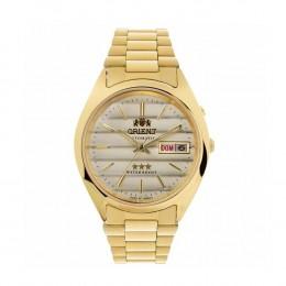 6e8abc8d0bb Relógio Orient Automatic Caixa Redonda Automático Metal Dourada Pulseira  Metal Dourada 469wc2 b1kx
