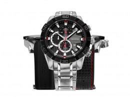 cd559ad9ba82a Relógio Technos Performance Carbon Troca Pulseira Masculino