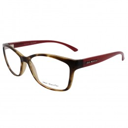 Óculos de Grau Jean Monnier Quadrado Acetato Tartaruga Aro Fechado Sem  Plaquetas 0j83149e06852 cbc705bb83