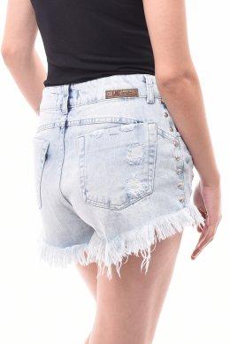 773b89ab49 Short Kally Jeans Mullet Rasgado - LM Martins - Veste você por inteiro