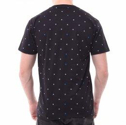 ea6075e8fbf Camiseta Ogochi Micro Estampa Caveira Preta
