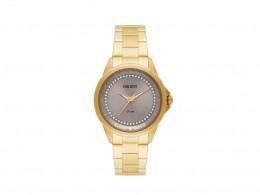 0500026dfa8 Relógio Orient Dourado e Cinza Feminino