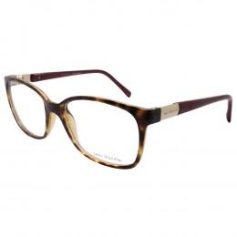 79af6914b9a4d Óculos de Grau Jean Monnier Wayfarer Acetato Tartaruga Aro Fechado Sem  Plaquetas 0j83147d75953