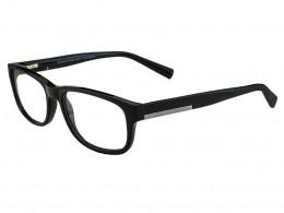 Óculos de Grau Armani Exchange Retangular Acetato Preta Aro Fechado Sem  Plaquetas 0ax3031l815854 705e321e06
