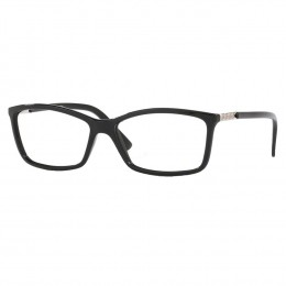 e91eb9714f8a7 Óculos de Grau Jean Monnier Retangular Acetato Preta Aro Fechado Sem  Plaquetas 0j83117 b532 53