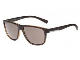 Óculos de Sol Armani Exchange Quadrado Armação Acetato Tartaruga Lente  Marrom Comum Sem Plaquetas 0ax4052sl80297358 95b3418d51