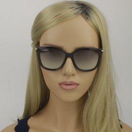 Óculos de Sol Guess Redondo Armação Acetato Preta Lente Dourada Espelhada Sem  Plaquetas gu7533 5701g df2e26cf01