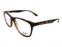Óculos de Grau Ray-Ban Wayfarer Acetato Tartaruga Aro Fechado Sem Plaquetas  0rx7076l 230153 e7711c04b8
