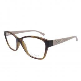Óculos de Grau Jean Monnier Quadrado Acetato Tartaruga Aro Fechado Sem  Plaquetas 0j83156 f630 52 92882506a3