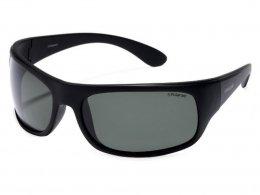 Óculos de Sol Polaroid Armação Plástico Preto Lente Verde Comum Sem  Plaquetas 07886 9ca 70rc 2eb370c48c