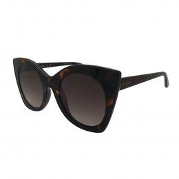 Óculos de Sol Guess Gatinho Armação Acetato Tartaruga Lente Marrom Degradê  Sem Plaquetas gu7525 5152f e70acd02fc
