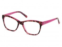 Óculos de Grau Guess Quadrado Acetato Tartaruga Aro Fechado Sem Plaquetas  gu2541 54074 fba686d1ff