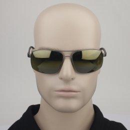 Óculos de Sol Ray-Ban Piloto Armação Metal Preta Lente Verde Polarizada Com  Plaquetas 0rb3604ch a88bf9e459
