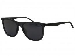 673a679559db4 Óculos de Sol Polaroid Quadrado Armação Acetato Cinza Lente Dourada  Espelhada Sem Plaquetas pld 2049