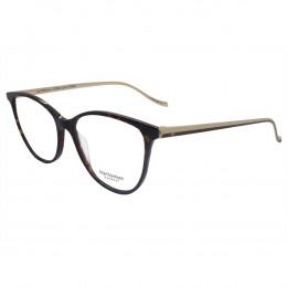 6c285ce9a Óculos de Grau Ana Hickmann Gatinho Acetato Bordô Aro Fechado Sem Plaquetas  LONDON I SHINY
