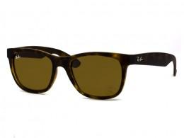 60ff46d317e11 Óculos de Sol Ray-Ban Wayfarer Armação Metal Tartaruga Lente Marrom Comum Sem  Plaquetas 0rb4219l710