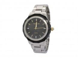 Relógio Technos Elegance Prata e Preto Feminino 89236c7034